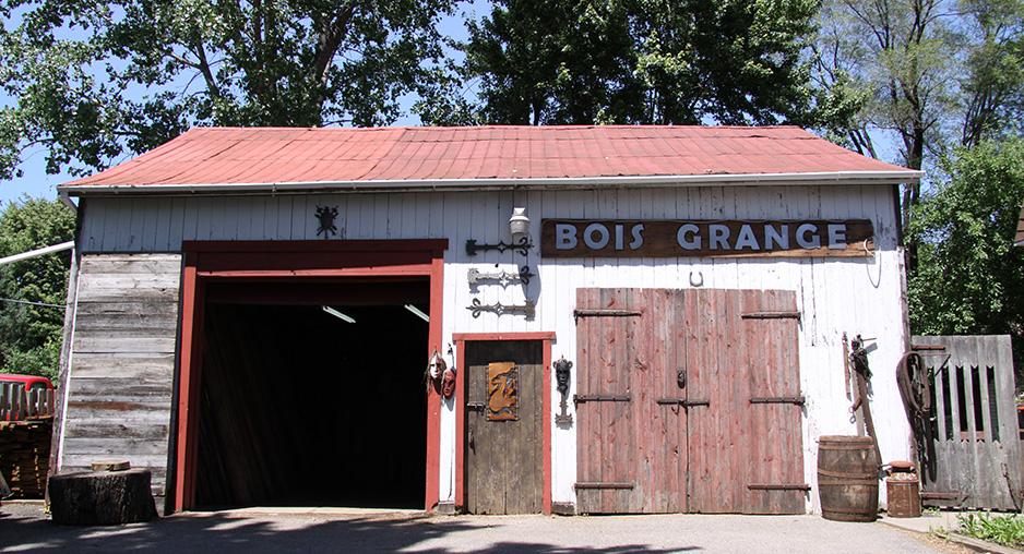 Bois Grange & Cie