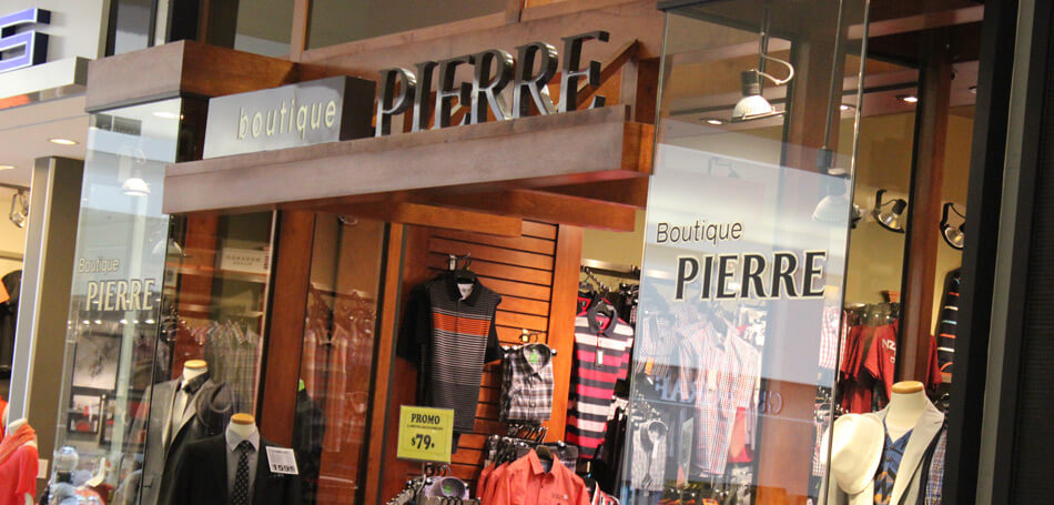Boutique Pierre inc.