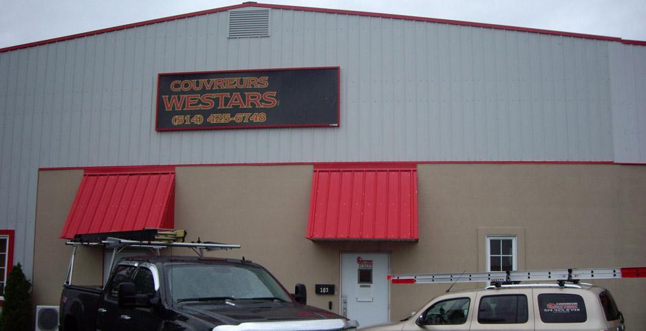 Couvreurs Westars Inc.
