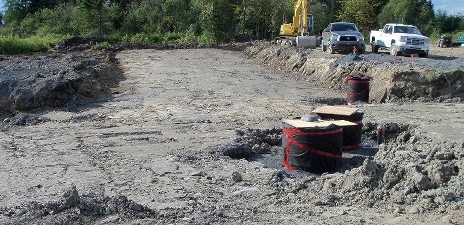 Excavations Lafontaine et fils